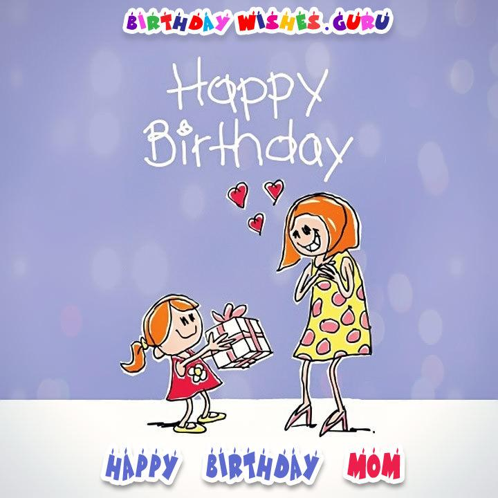 100 Adorable Birthday Wishes For Mom