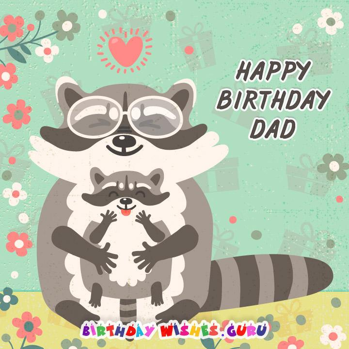Original birthday wishes for your father happy birthday dad happy birthday dad m4hsunfo