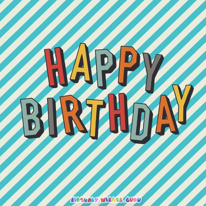 Birthday whatsapp status wishes