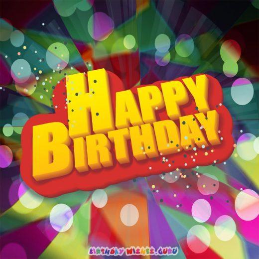 Whatsapp Status Birthday Wishes
