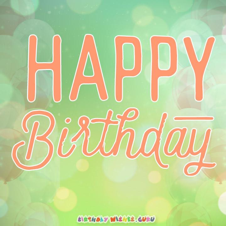 Amazing Happy Birthday Whatsapp Status Wishes