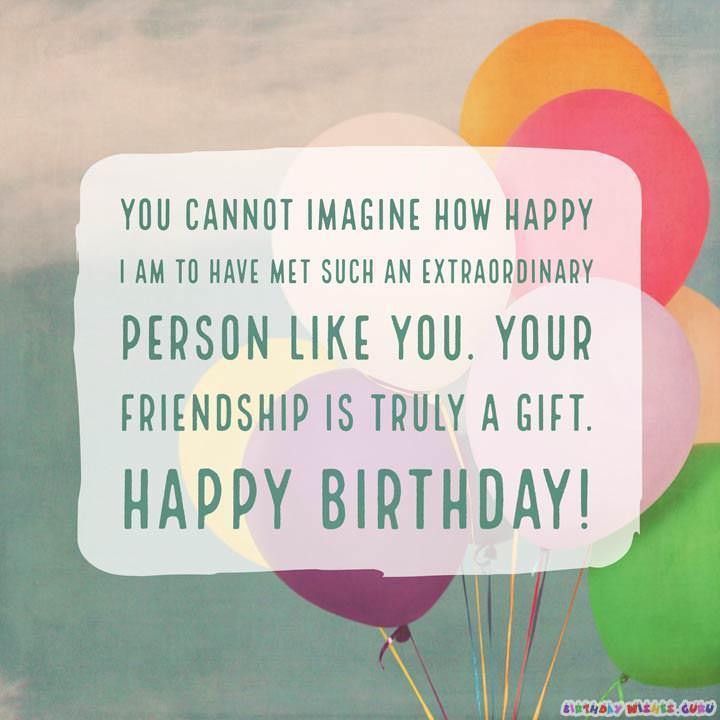 Amazing Birthday Wishes